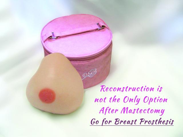 Mastectomy Bras and Prosthesis