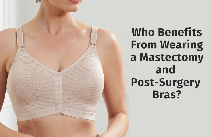 mastectomy and post-surgery bras